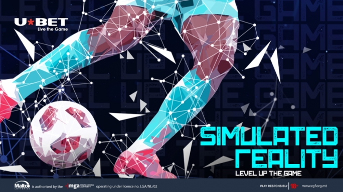 AI driven product launched with UBET simulated reality games