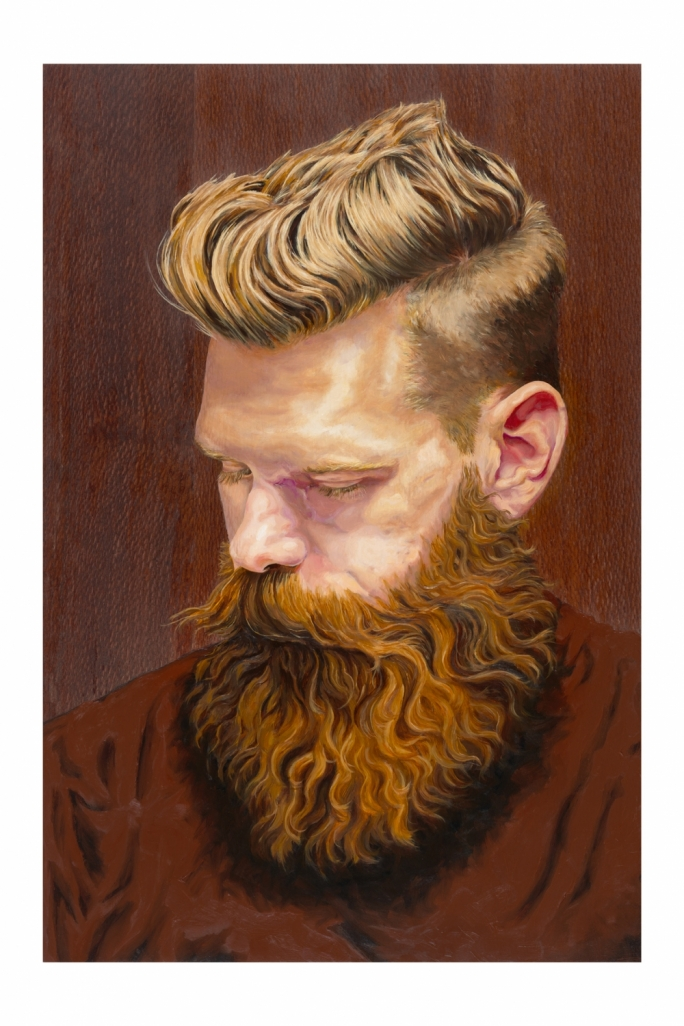 The revival of the Bandholz beard – a riotous explosion of facebush, appropriated by the hipster crowd from log cabin dwellers – triggered off the beard trend but is already no longer as fashionable as it was, with men opting more for stubble now, Ludwig Saliba says.