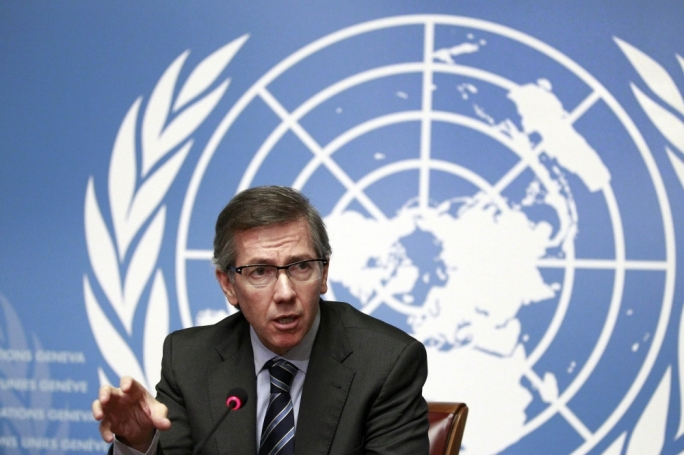 UN presents proposal for Libyan unity government