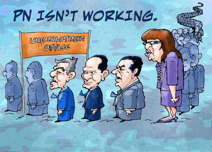 MaltaToday Cartoon: 17 September 2017