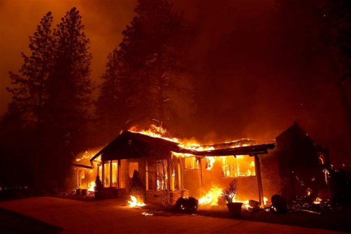 California wildfires, death toll rises to 31 with 200 people still missing