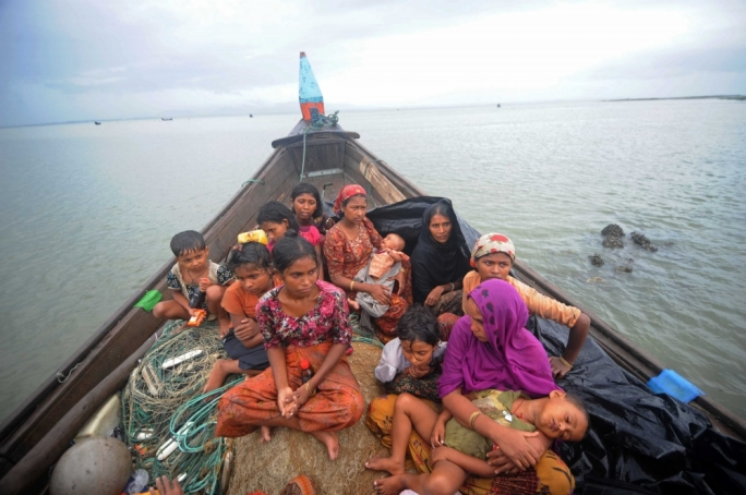 One in ten Rohingya have fled persecution and violence Burma