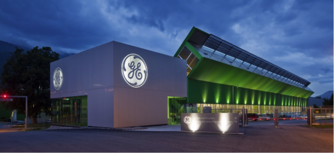 General Electric Company announced it signed an agreement to sell its LED and traditional lighting solutions business Current to American Industrial Partners