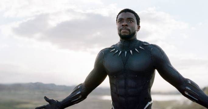 Hail to the king: Chadwick Boseman is T'Challa/Black Panther