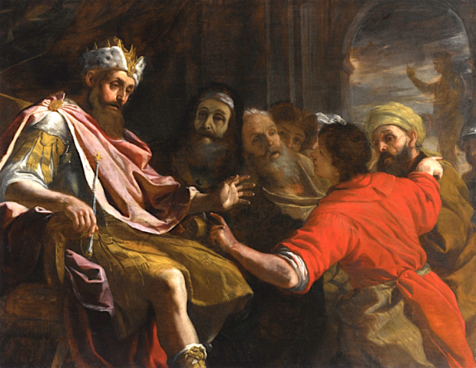 Mattia Preti's 'Daniel Interpreting Nebuchadnezzar's Dream' was bought for a staggering €371,233, outstripping Heritage Malta's own acquisition spend