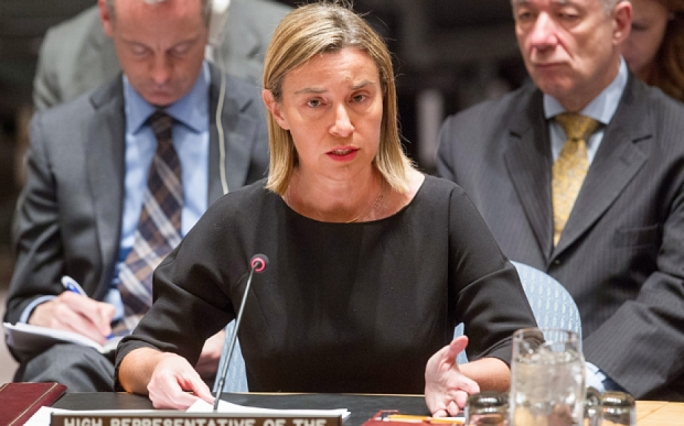 Federica Mogherini wants the EU to take ground troops into Libya if possible