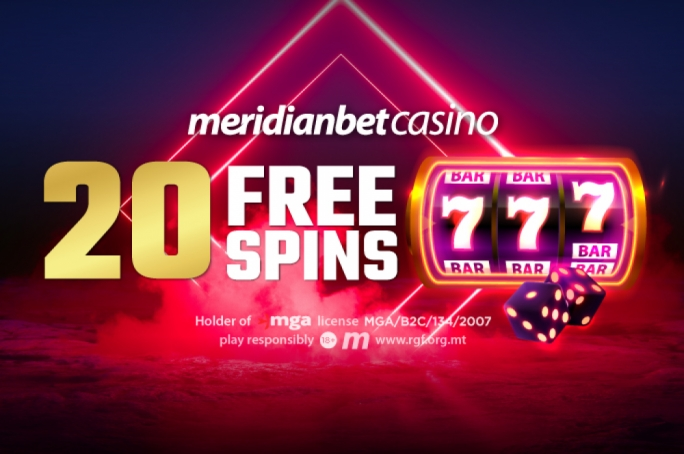 Meridianbet welcomes new players with free spins