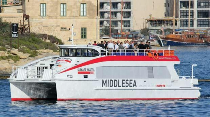 The Valletta Ferry Service