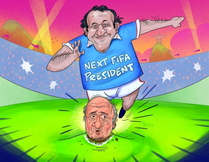MaltaToday cartoon by Mark Scicluna