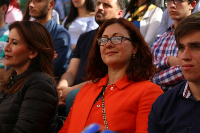 Democratic Party leader Marlene Farrugia