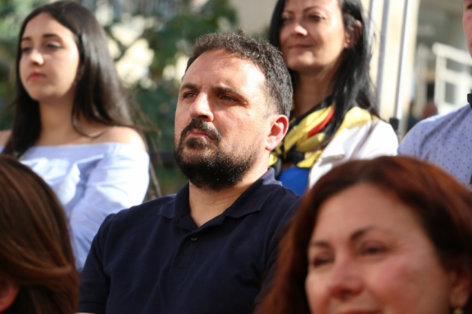 Michael Briguglio, former chairperson of Alternattiva Demokratika