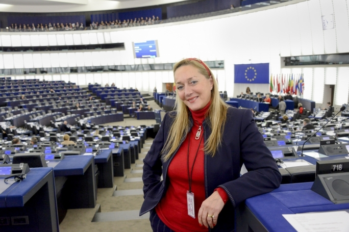 Marlene Mizzi wins MEP of the Year Award