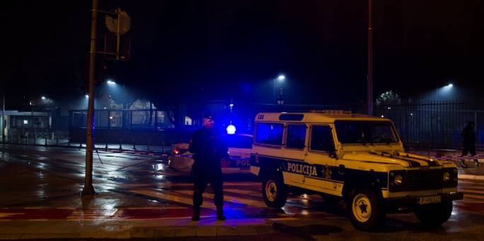 Man threw grenade at US embassy in Montenegro