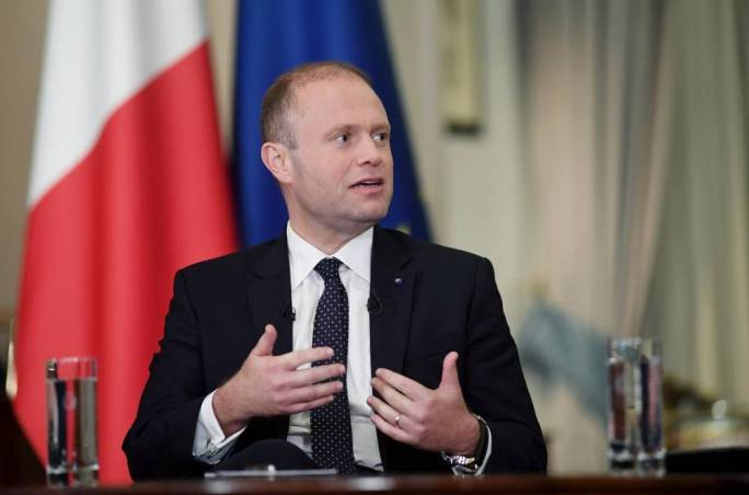 Joseph Muscat spoke on a number of issues to ONE Radio