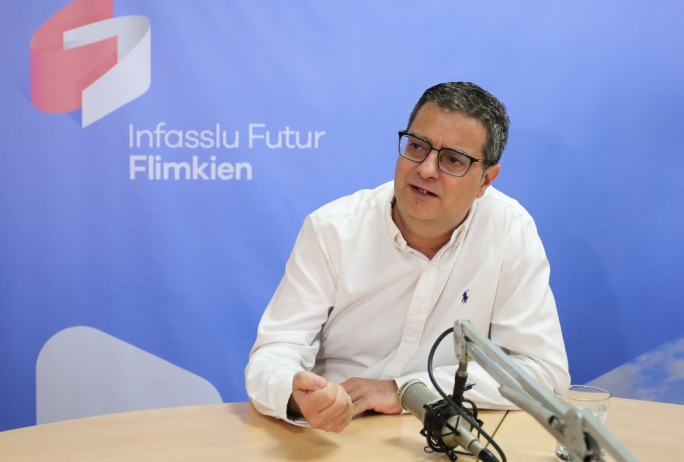 Adrian Delia said that the Nationalist Party needed to change and renew itself now more than ever