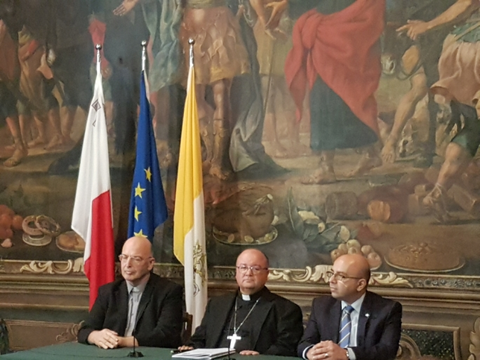 A new collective agreement for church school teachers was today signed by the Secretariat for Catholic Education and the Malta Union of Teachers