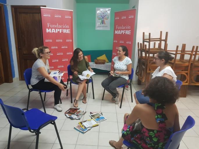MAPFRE Stepping Out Programme sought to help youngsters with intellectual disabilities to practice independent living skills