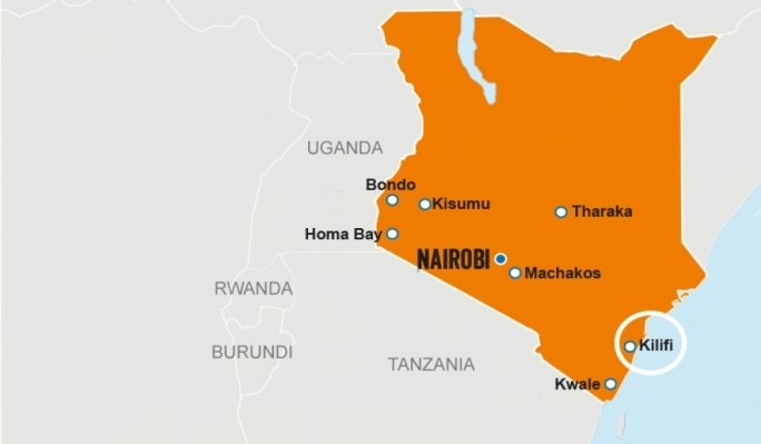 Gunmen abduct Italian aid worker in Kenya