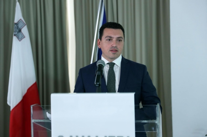 Aaron Farrugia, parliamentary secretary for EU funds