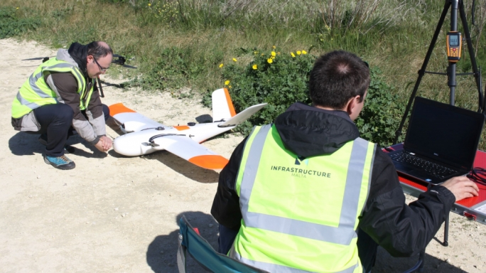 Aerial photos of over 2,500 kilometres of roads in Malta and Gozo will be captured by specialised drones during the next few weeks, starting from the northern parts of Malta