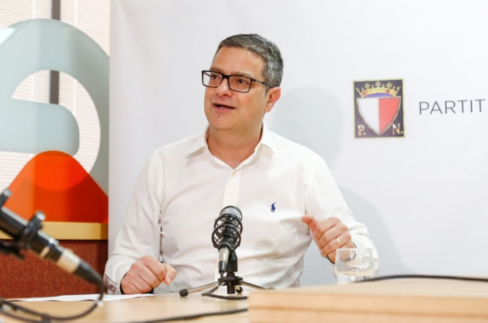 [WATCH] Delia wants respectable debate inside PN for meaningful reform