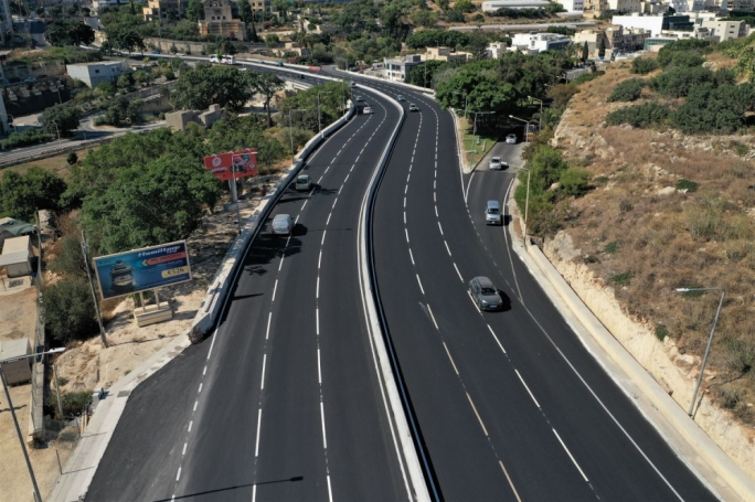 Uninterrupted flows on upgraded Regional Road removes accident black spots