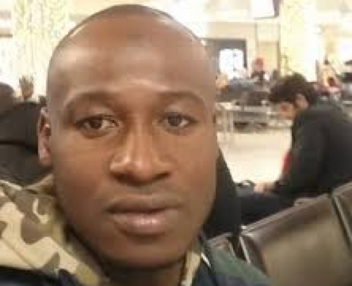 Murdered: Lassane Souleymane was gunned down in a drive-by shooting in Hal Far as he walked home. Two AFM soldiers are charged with the murder
