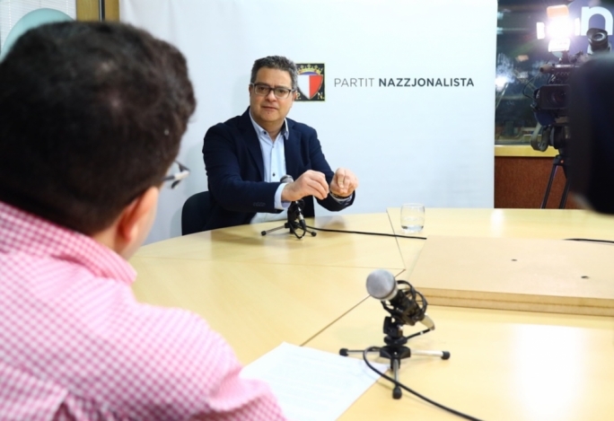 [WATCH] Delia: PN is proposing 'new blueprint for politics'