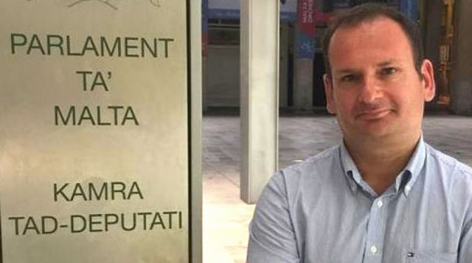 Adrian Delia critic David Thake eyes parliamentary seat that will be vacated by Simon Busuttil
