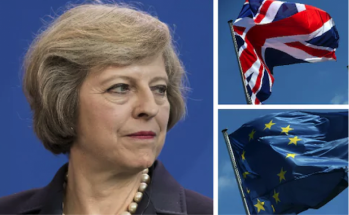Theresa May is set to renew her efforts to sell her draft Brexit withdrawal agreement - saying it will stop EU migrants
