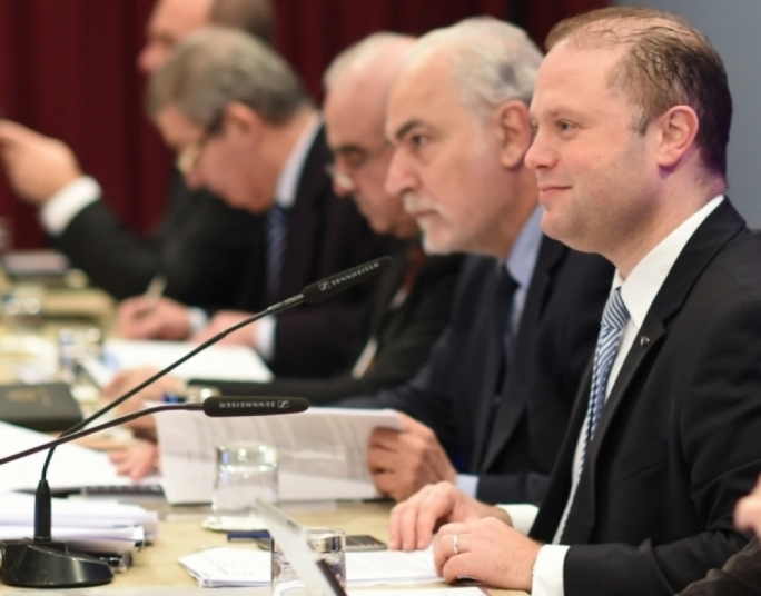 Prime Minister Joseph Muscat (Photo: Ray Attard)