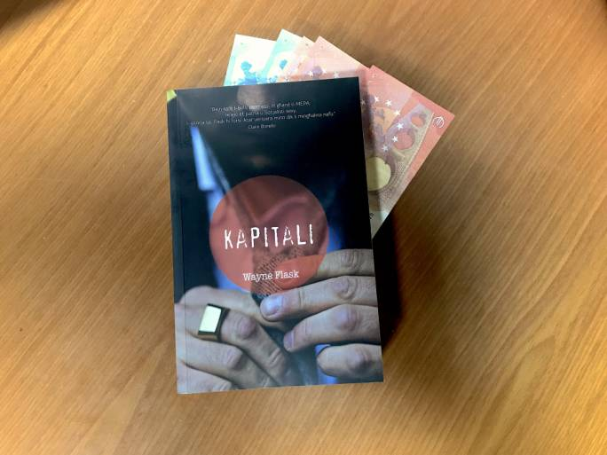 Kapitali by Wayne Flask tackles the issue of corruption in Malta