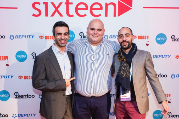 Left to Right: Dimitris Litsikakis - Country Manager (Cyprus,Greece,Malta) Revolut, David Seisun - CEO Buddy, Philip Maurice Mifsud - Country Ambassador (Malta) Revolut