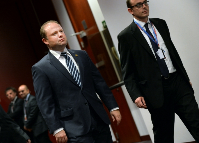 Joseph Muscat's time to be resolute