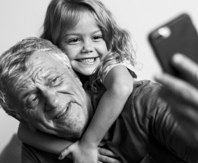 Should grandparents take care of grandchildren during the pandemic?