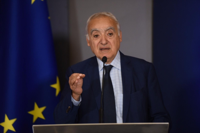 Special Representative and Head of the United Nations support mission in Libya, Ghassan Salame