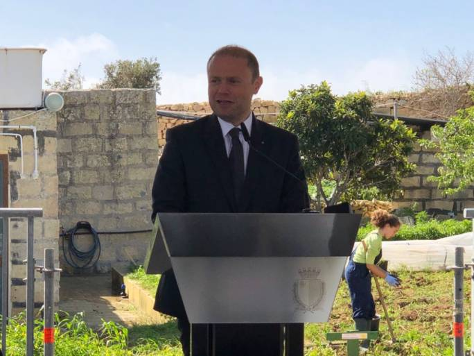 Muscat said that the government would also be announcing major changes at the Pitkalija