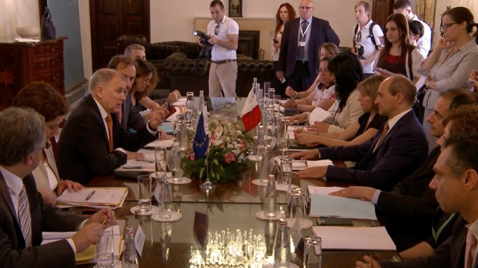 [WATCH] Malta's EU presidency priorities to include child obesity and HIV