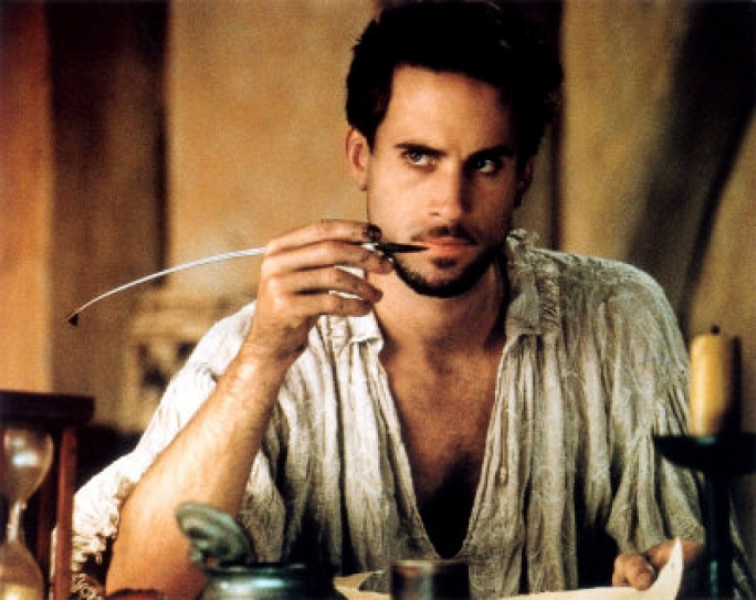 Joseph Fiennes is known for his portrayals of William Shakespeare in Shakespeare in Love