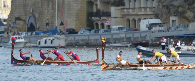 Marsa won five races in the two regatta competitions (Photo by Ray Attard)
