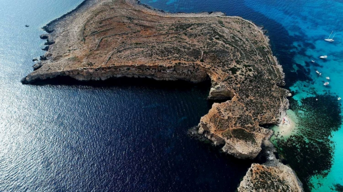 Comino underwater documentary launched