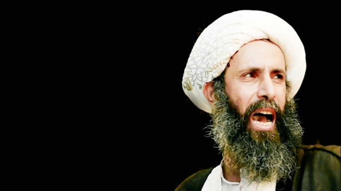The execution of Sheikh Nimr al-Nimr
