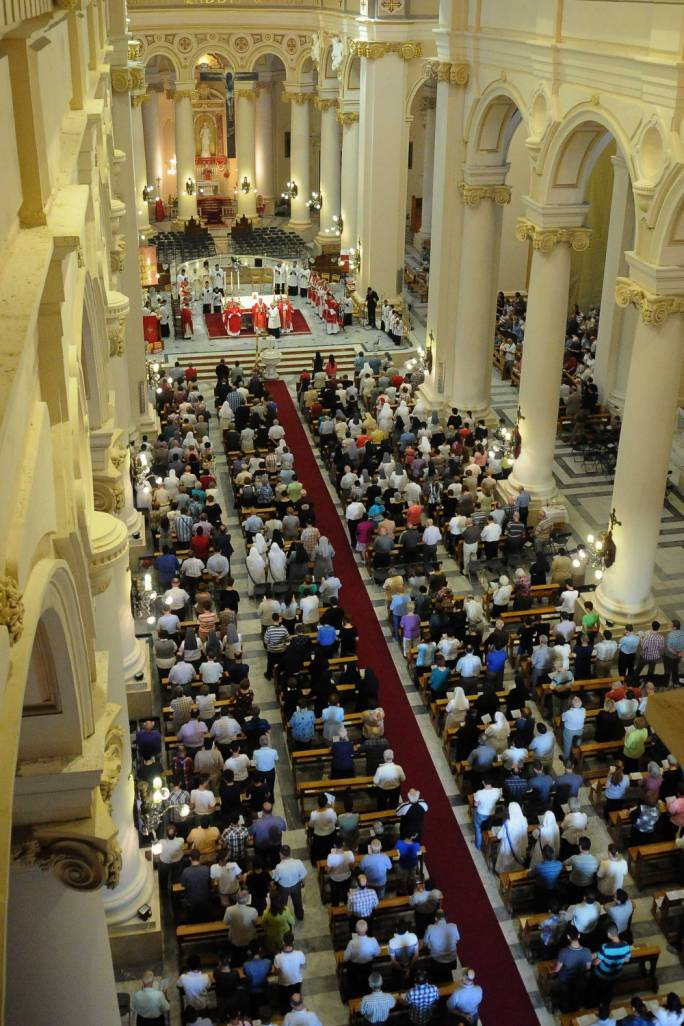 Sunday Mass attendance: crunching the numbers | Michael Pace Ross