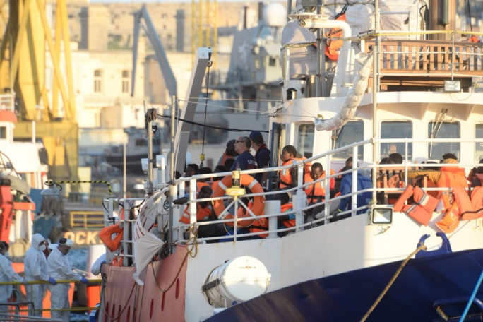 Prime Minister Joseph Muscat had implied that Lifeline will be impounded upon arrival, and the Captain's actions in this incident will be investigated