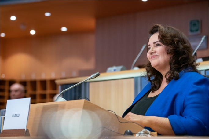The European Union's new commissioner for equality Helena Dalli has already announced that one of her first visits will be to a Roma settlement