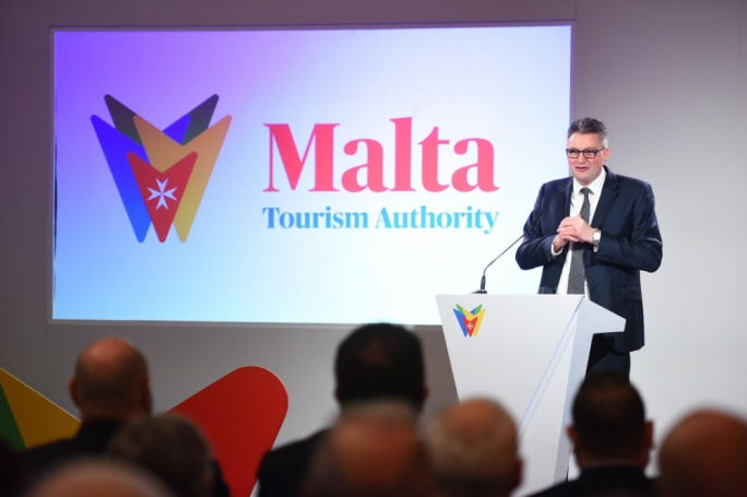 Tourism Minister Konrad Mizzi said he was happy with the tourism figures for Malta in 2018