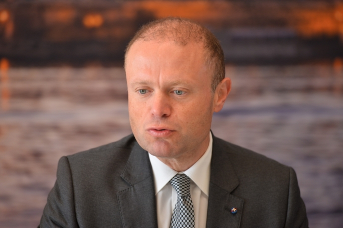 Prime Minister Joseph Muscat was speaking during a brief telephone interview on One Radio on Sunday
