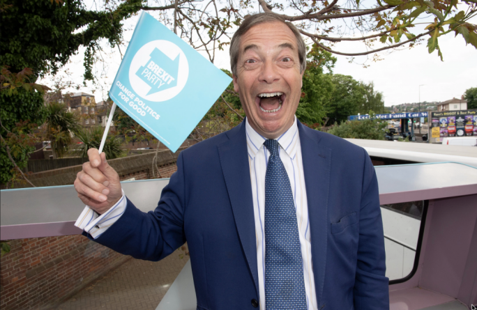 Put simply, the Brexit Party took three times as many votes from the Conservatives as it did from Labour and six times as many as it took from the Liberal Democrats