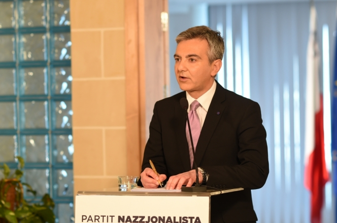 Busuttil rejects Dalli's 'absurd' claims that he was behind his EC dismissal