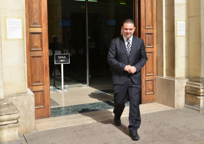Justice minister, Owen Bonnici. Photo by Ray Attard